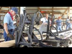 ▶ Northeast Indiana Steam and Gas Association of Lagrange, Ind - YouTube