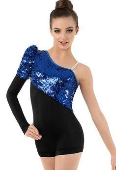 6b5dc276511 Ultra Sparkle Biketard Front Fringe, Dance Wear Solutions, Crystal Dress,  Time To Celebrate