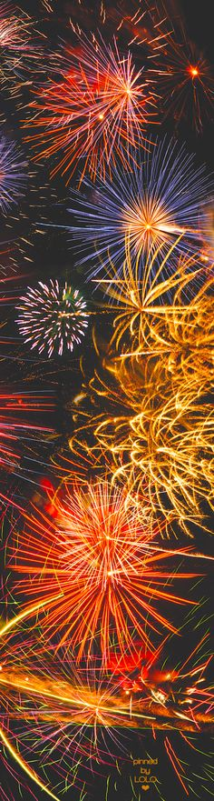4th of July Fireworks   LOLO❤︎