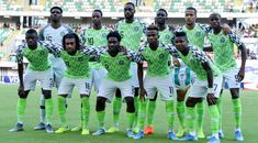 Nigeria recovered from an early setback to record a thumping win over Lesotho in a Group L 2021 . Nigeria Flag, Modern Ghana, Own Goal, Supersport, Great Team, Up And Running, Everton, The Visitors, Champions League