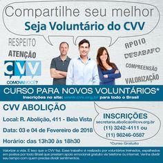Cidadania Evangélica: Centro de Valorização da Vida recruta voluntários