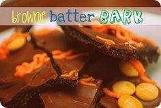 Brownie Batter Bark