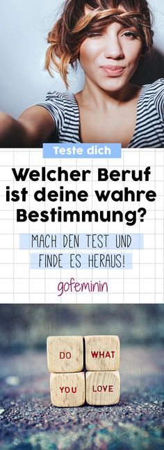 Take the test: Which profession would be your true destiny?, coaching Take the test: Which profession would be your true destiny? Psycho Test, Character Test, Job Test, Tips To Be Happy, Funny Test, Stress, Work Life Balance, Self Improvement, Good To Know
