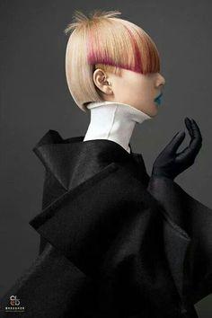 36 best ideas for hair art hairstyles haircuts Creative Haircuts, Competition Hair, Avant Garde Hair, Corte Y Color, Haircut And Color, Hair Shows, How To Draw Hair, Pastel Hair, Crazy Hair