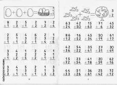 Numero Anterior Y Posterior, Kumon, Math Sheets, Lombardi, Teaching, Album, Homework, Ideas Para, Kindergarten