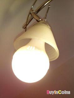 Energy Saving E27 9W 5630 SMD 15 LED Bulb Light Lamp Pure/Warm White 220V -- BuyinCoins.com