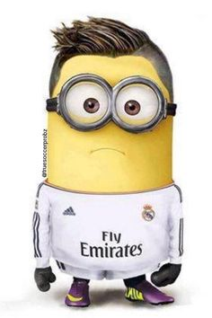 Despicable Me Minions football | Minions Football Playersminion Jpg Mcxlhnf