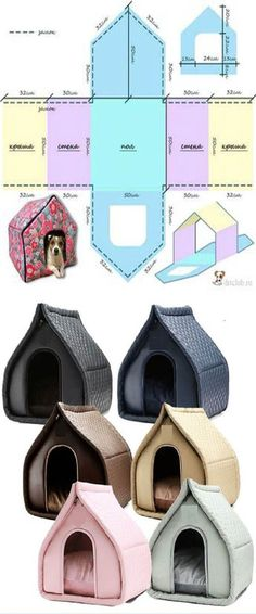 Moldes cama mascotas – Best Picture For Pet dogs products For Your Taste You are looking for … Pet Beds, Dog Bed, Dog Clothes Patterns, Pet Furniture, Furniture Ideas, Dog Coats, Pet Clothes, Large Dog Clothes, Diy Stuffed Animals