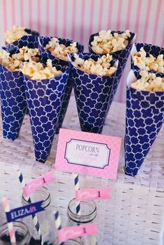 Nautical Birthday Party Ideas | Photo 14 of 18 | Catch My Party