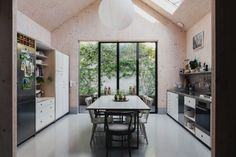 My Modern House: architect Laura Dewe Mathews on designing the Gingerbread House in Hackney Modern Interior, Interior Architecture, Plywood Walls, Turbulence Deco, Space Place, Good House, House Extensions, Prefab, Gingerbread