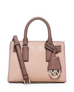 94eadc71b84f MICHAEL Michael Kors Mini Dillon Color Block Crossbody Handbags -  Bloomingdale s