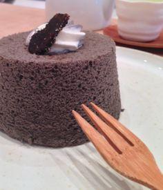 Testing pâtisserie, Ciel mon angel cake !