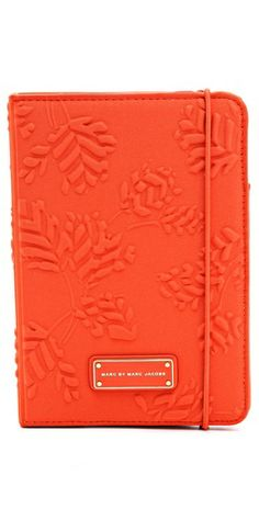 Marc by Marc Jacobs Mini Mareika Neoprene iPad Mini Book