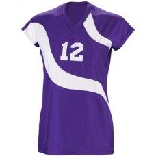 Size chart Features : Streamlined womens cut , Home and away color combos , V-Neck design , Libero color options