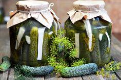 15 retete de muraturi pe care le poti pregati pentru iarna - CAIETUL CU RETETE Tzatziki, Diy And Crafts, Healthy Recipes, Table Decorations, Canning, Vegetables, Blog, Chow Chow, Breads