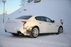 car spy photos Maserati Quattroporte 2017 » Car Spy Photos