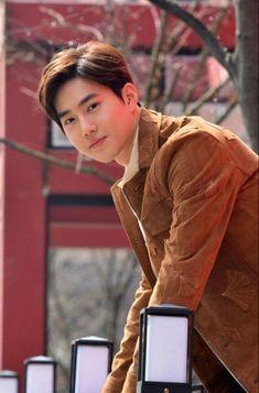 He is just so kawaiiiii SUHO. Kaisoo, Chanbaek, Exo Ot12, Jonghyun, Shinee, Luhan And Kris, Kris Wu, Baekhyun Chanyeol, 2ne1