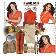 Casual Work Look For The Fall, created by teah507.polyvore.com