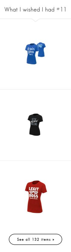"""What I wished I had #11"" by mckayequeenboss ❤ liked on Polyvore featuring wwe, tops, t-shirts, nikki bella, v neck tee, red cotton shirt, cotton v neck t shirts, v-neck tee, cotton tee and v neck t shirts"
