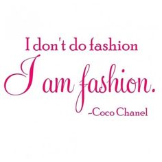 Quotes by Coco Chanel found on Polyvore