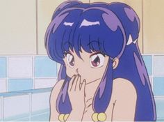Find images and videos about anime, purple hair and ranma 1 2 on We Heart It - the app to get lost in what you love. Manga Art, Anime Manga, Anime Art, Ranma Y Shampoo, Anime Figures, Anime Characters, Manga Story, Old Anime, Magical Girl