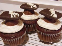 . . . Just a Thought ♥: Celebrations, Nausea, & A Cupcake Tutorial...