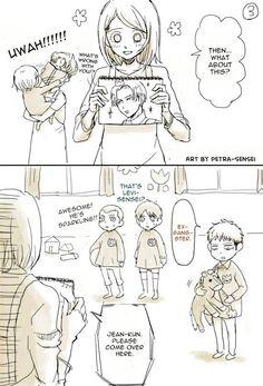 Shingeki no kyojin funny - 3
