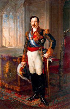 El General Ramón María de Narváez, Duque de Valencia, de Vicente López.