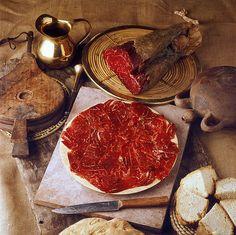 La cecina de León. #spain #españa #food