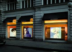 The New Modern Design Of Hair Salon Named Petra Mechurova Is Purposed To Celebrate Ninth Anniversary Decided Present