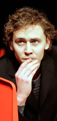 Theatre. Tom Hiddleston as Alsemero in The Changeling.