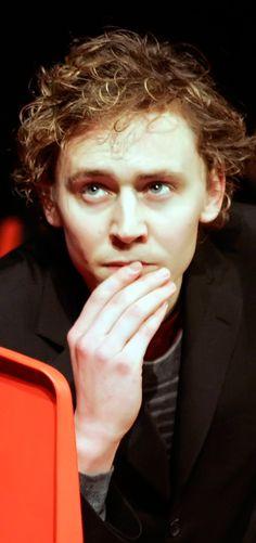 Theatre. Tom Hiddleston as Alsemero in The Changeling.