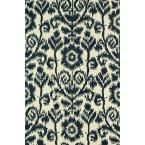 Taylor Lifestyle Collection Navy/Ivory (Blue/Ivory) 3 ft. 6 in. x 5 ft. 6 in. Area Rug
