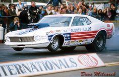 Bob Glidden ProStock Mustang...