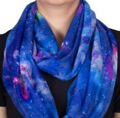 >> Click to Buy << 2017 New Fashion Sky Star Printing Polyester Women For Ring Scarfs Loop Scarfs Spring Autumn Lady Scaves DG1011 #Affiliate