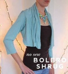 t-shirt-redo-to-no-sew-bolero