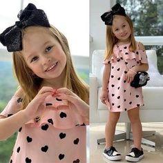 Kids Outfits Girls, Dresses Kids Girl, Cute Girl Outfits, Toddler Outfits, Kids Summer Dresses, African Dresses For Kids, Little Girl Fashion, Toddler Fashion, Kids Fashion