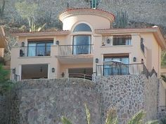 Cabo - Montecristo Estates Villa, Spectacular Ocean View & Private Infinity Pool - very nice but already booked almost completely