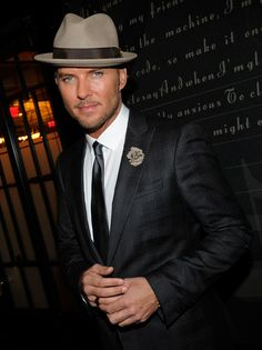 Matt Goss (Twin Brother of Luke Goss)