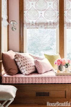 """WINDSOR PINK: Dubbed """"millennial pink"""" by The Cut, the peach-salmon hybrid refuses to go away. """"Not too juvenile or too twee or too sweet, it acts like a neutral,"""" says designer Lisa Tharp. Click through for more color trends of 2017."""