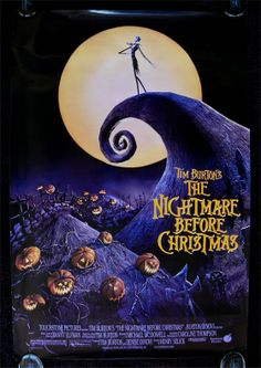 In my opinion, Tim Burton's best animated film..hands down! This is definitely my ALL time favorite movie above all others. Has been since I was a kid.