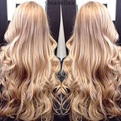 Pretty neutral blonde