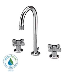 American Standard AS7830000002 Heritage 8 Inch 2-Handle High-Arc Bathroom Faucet With Ceramic Disc Valves Chrome Review Buy Now