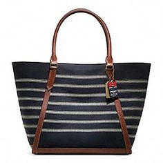 Saint James for Coach Tote...4 Coach bags isn't enough for me! I NEED MORE!!!