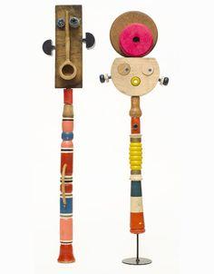 Rocket Lulu wooden toys #toys #wood