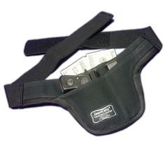 Smart Carry - Valuables Concealed Carry Holster, $63.95 (http://www.smartcarry.com/valuables-concealed-carry-holster/)