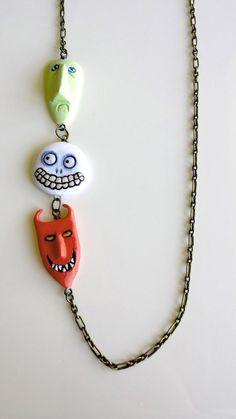 -Love this!! Lock Shock & Barrel Masks Nightmare Before by littleSamantics