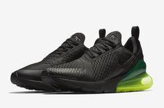 Release Date: Nike Air Max 270 Black Volt