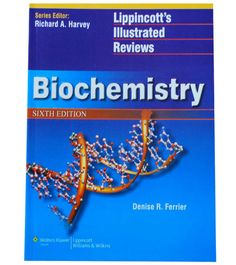 Biochemistry Sixth Edition Denise R. Ferrier stands to be the most updated version which provides the most deep as well as the most quick know-how of the most complicated biochemistry concepts in extremely easy and understandable tone in a quick review fashion with backup of flash back summaries. It's always stood as the most genuine and the trusted resource for years among the diligent students who believe in conceptual learning.