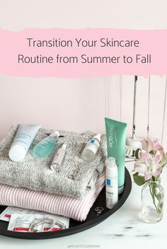 As summer winds down, learn how to transition your skincare routine for fall/winter. You don't need to break the bank to get good healthy-looking skin. Autumn Summer, Fall Winter, Black Skin Care, Beauty Must Haves, Pink Walls, Pink Love, Take Care Of Yourself, Glowing Skin, Memoirs